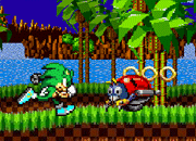Sonic Kamakazi Hedchog