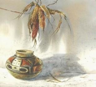 Southwest Still Life: Hopi