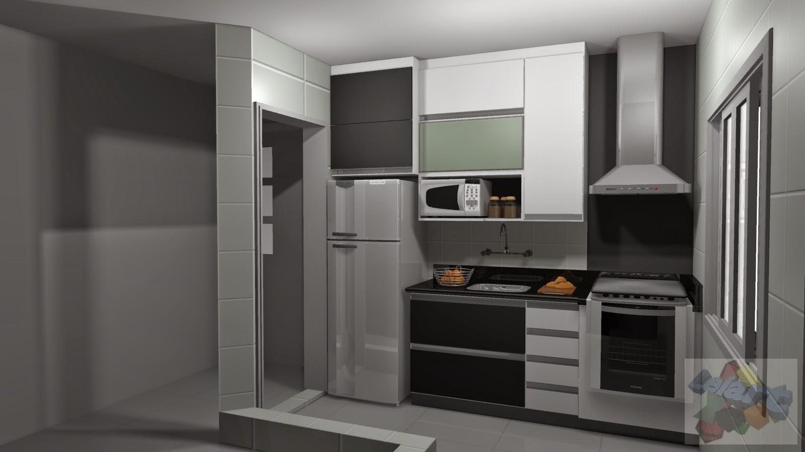 #535D51 NOIVAS PAINEL LACA ARMÁRIOS PROJETOS (11) 3976 8616: COZINHA PEQUENAS  1600x900 px Projetos Modernos De Cozinhas Pequenas #841 imagens
