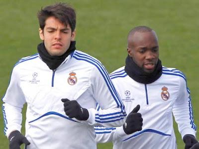 El Milan se avalancha por Kaká y Lass Diarra
