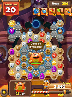 LINK DOWNLOAD GAMES Monster Busters Hexa Blast 1.0.46 FOR ANDROID CLUBBIT