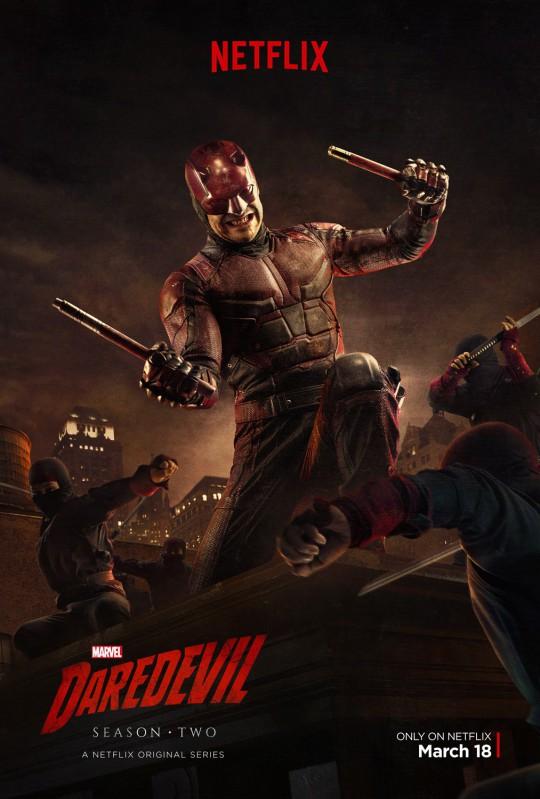 Hiệp Sĩ Mù Phần 2 - Marvels Daredevil Season 2