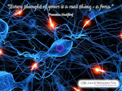 Free Law of Attraction Wallpaper with a Quote by Prentice Mulford