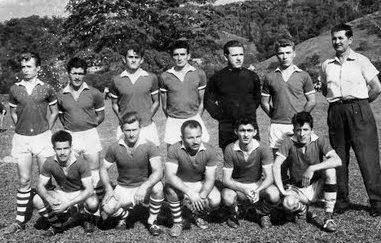 CANTO DO RIO FC: DÉCADA DE 1960