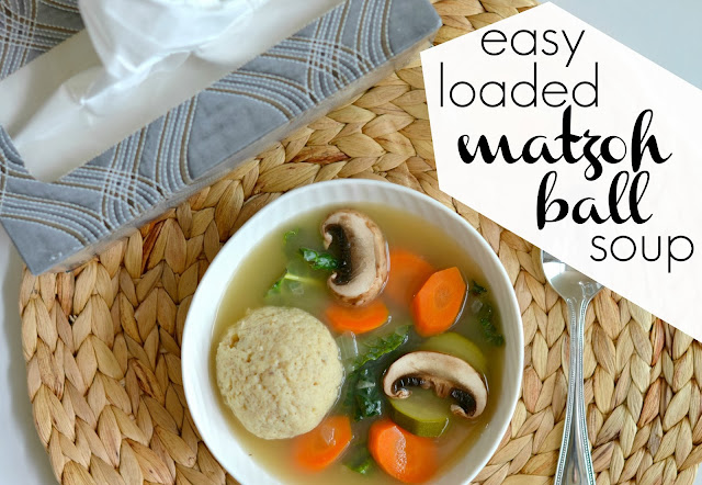 Mommy Testers Easy loaded matzoh ball soup recipe, matzoh ball vegetable soup, interesting matzoh ball soup recipe, soup for cold season, interesting variations of chicken soup, Kleenex coupon #KleenexTarget