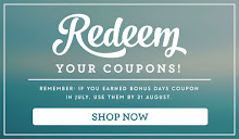 Redeem Your Coupons!
