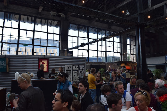 Vamos! Festival at The Boiler Shop