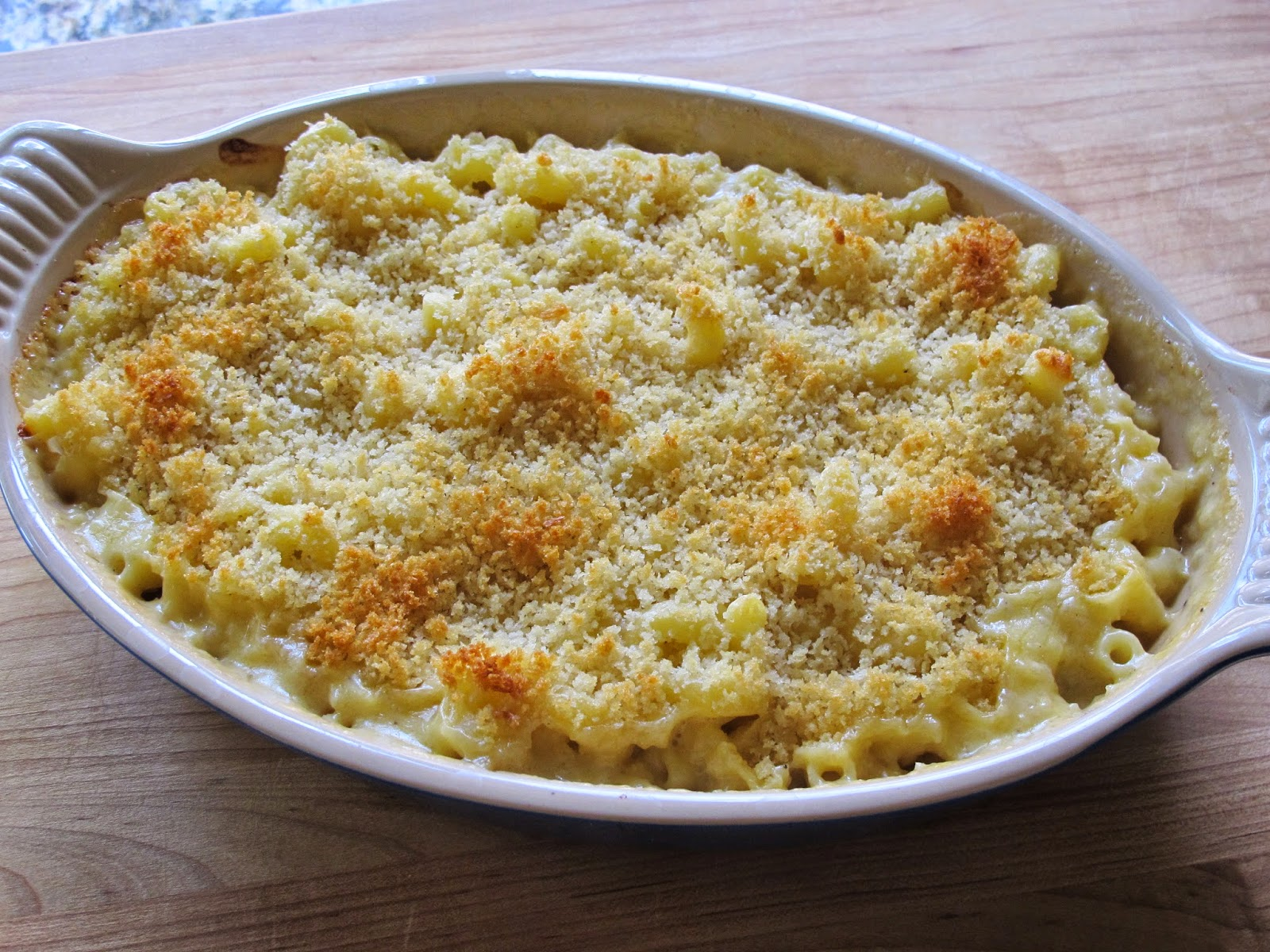 Baked Mac and Cheese Barefoot Contessa