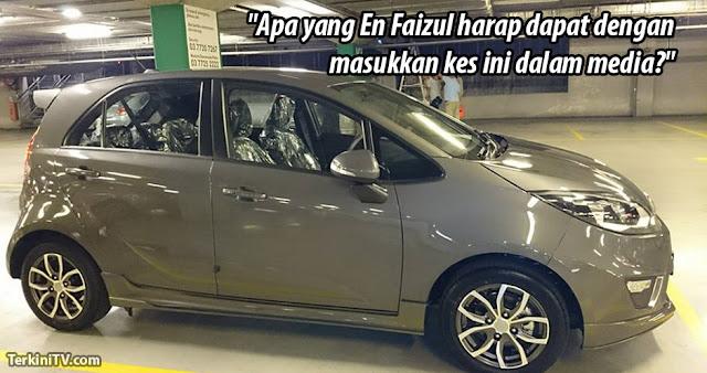 """""""...tahu tak artikel En Faizul sudah masuk ke pihak media"""""""
