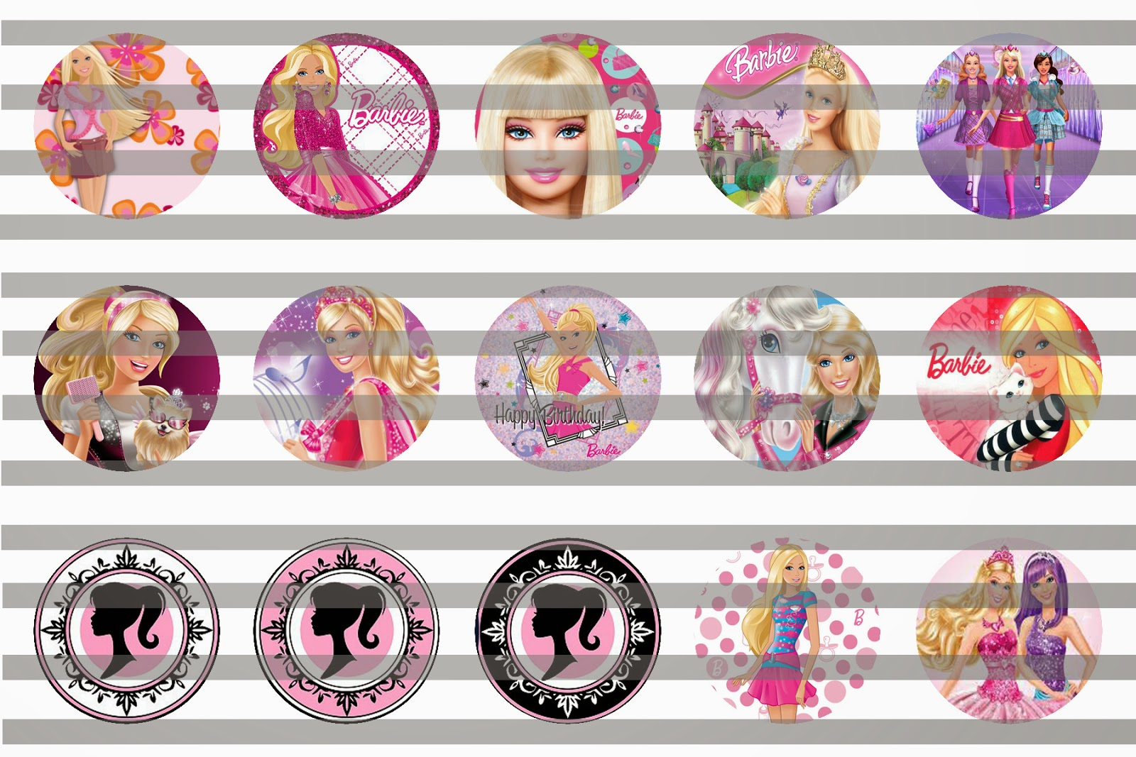 Unique bottle cap designs barbie bottle cap image for Cool bottle cap designs