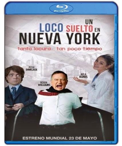 Un loco suelto en Nueva York 1080p HD