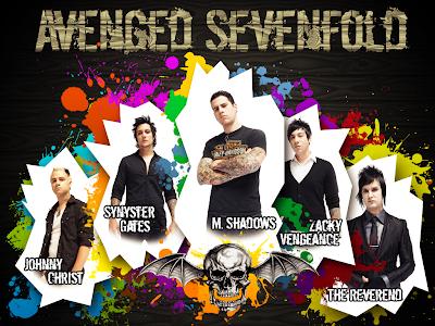 1 Mei 2013 | Avenged Sevenfold Konser di Jakarta