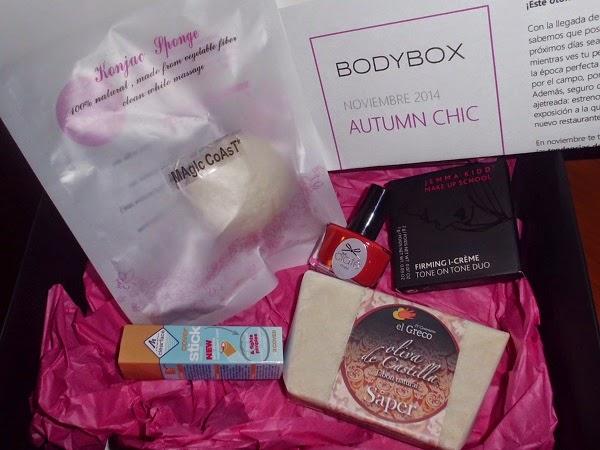 Bodybox Noviembre 2014