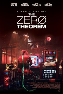 Zero Theorem dirigida por Terry Gilliam