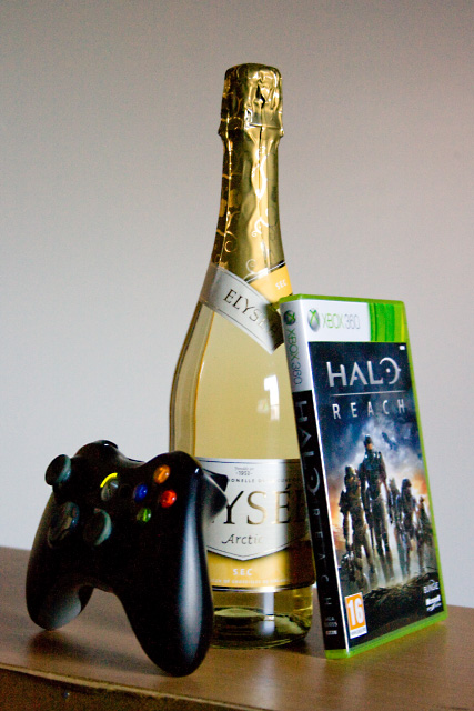 Technology & Stuff Blog by Juho: 6609 games later - Halo: Reach