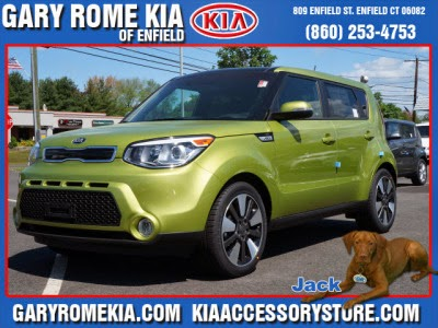 News from gary rome kia of enfield a gary rome kia site 866 alien ii thats the color of our new long term 2014 kia soul of all the seven colors available for our top trim exclaim model our car was delivered in a sciox Choice Image
