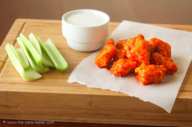 Boneless Buffalo Wing #recipe from @The Taste Tester | Amanda