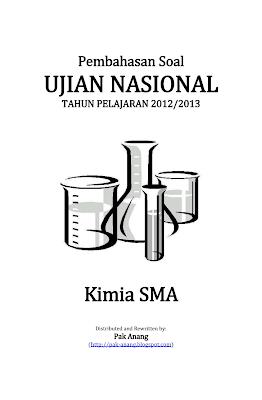 Pembahasan Soal Un Kimia Sma 2014