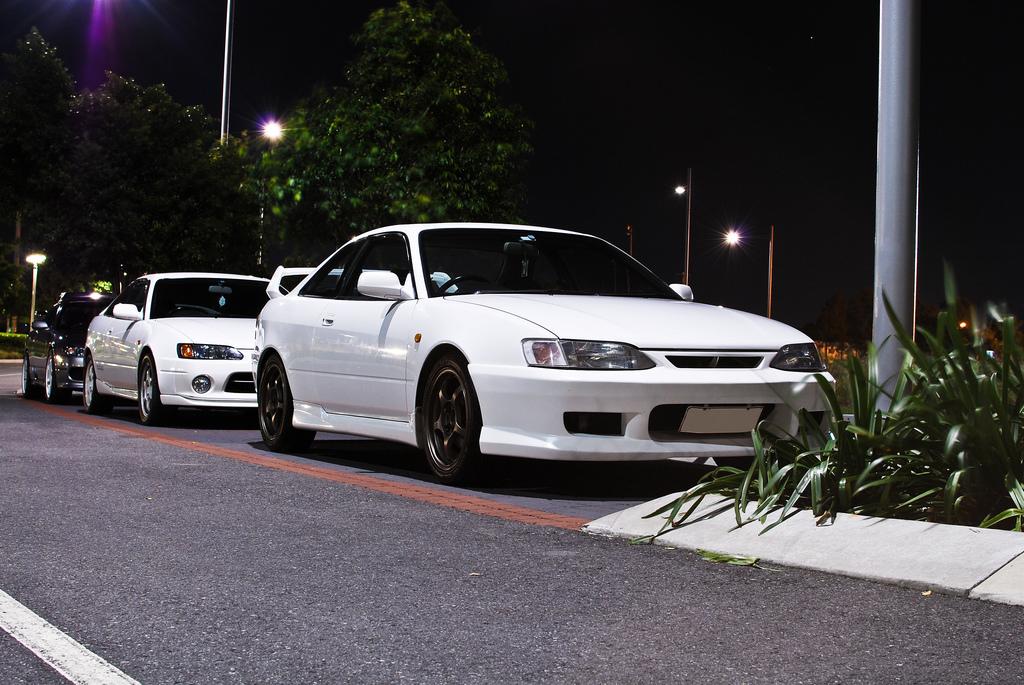 Toyota Corolla/Sprinter AE111
