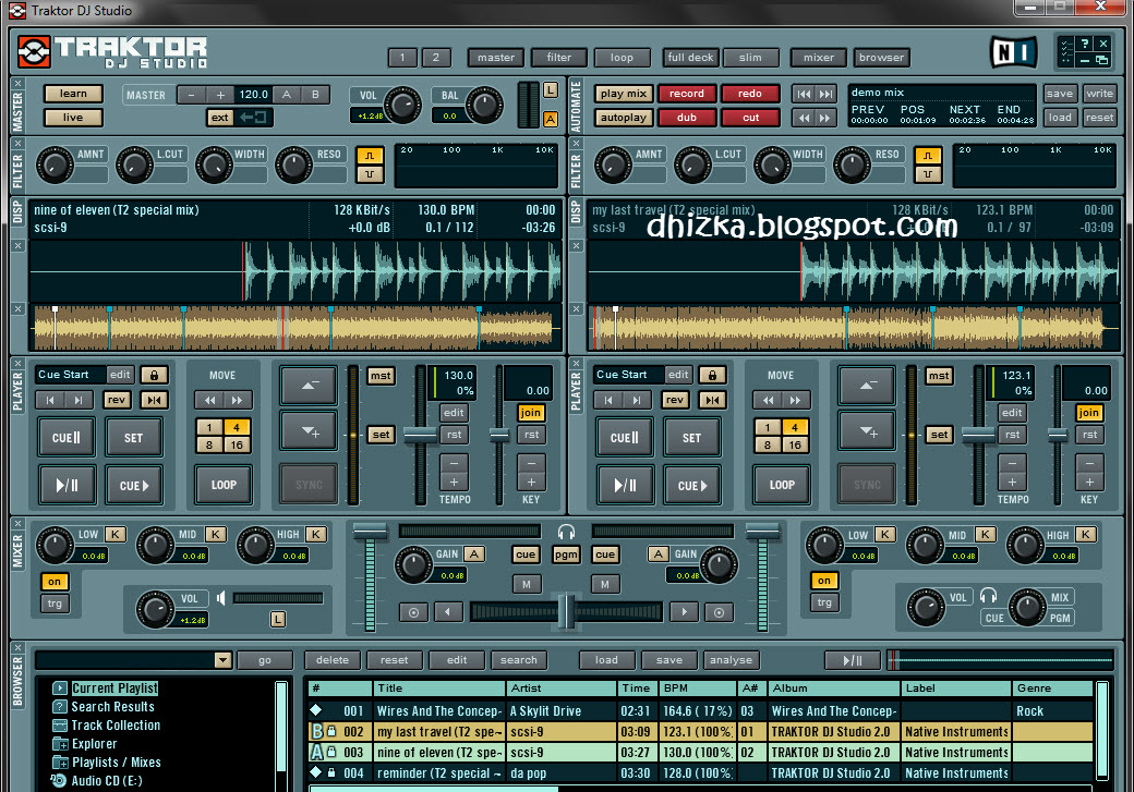 free traktor dj  for windows
