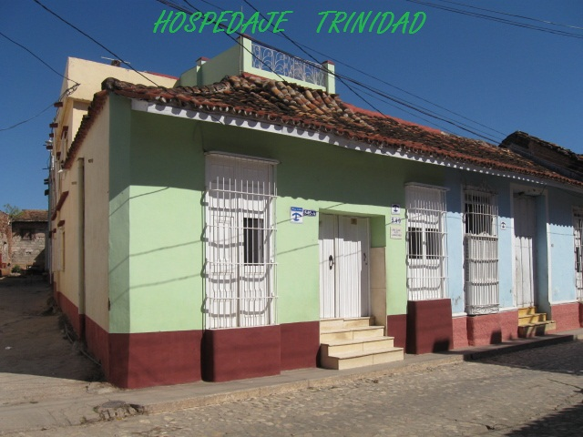Hospedaje Trinidad