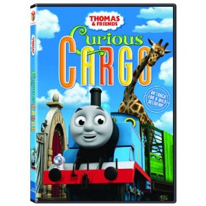 51RyHfmaiqL. SL500 AA300  Thomas & Friends Curious Cargo/ Timmy Time  Timmy Needs a Bath DVD Review and GIVEAWAY!