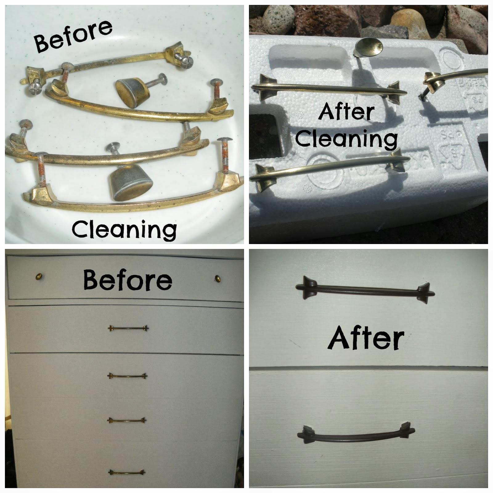 Kitchen cabinet hardware cleaning - Kitchen Cabinet Hardware Cleaning Reduce Reuse Renewed