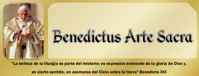 BENEDICTUS ARTE SACRA