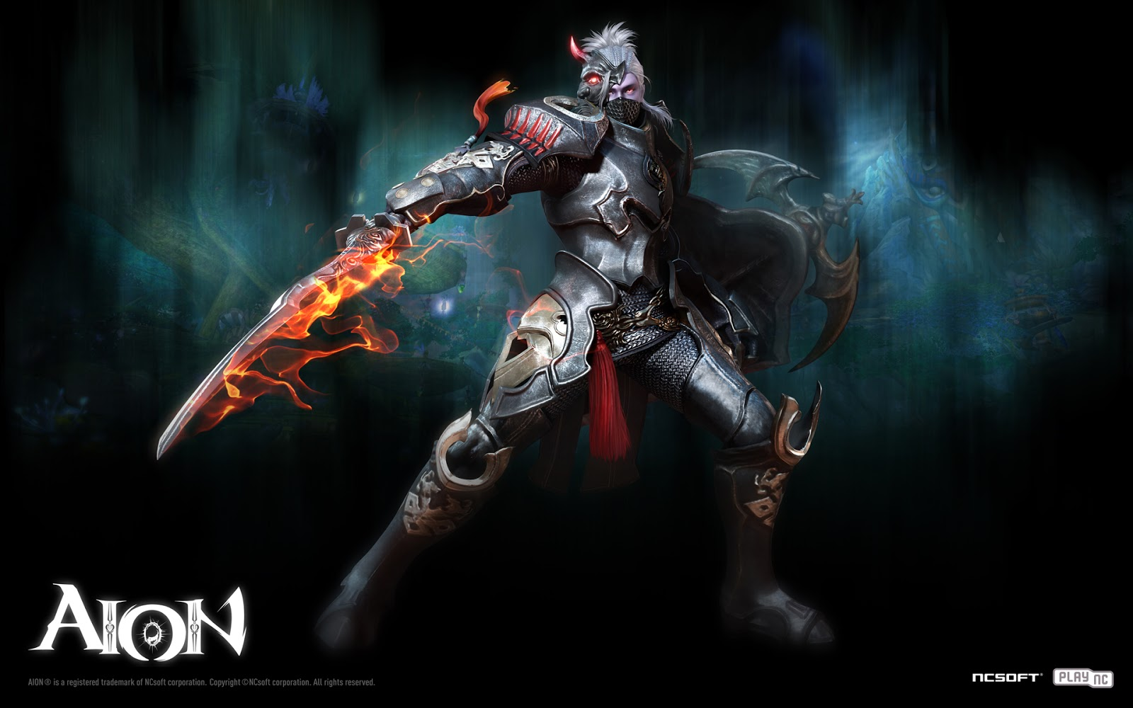 Templar : Aion 3.0 Game Wallpaper