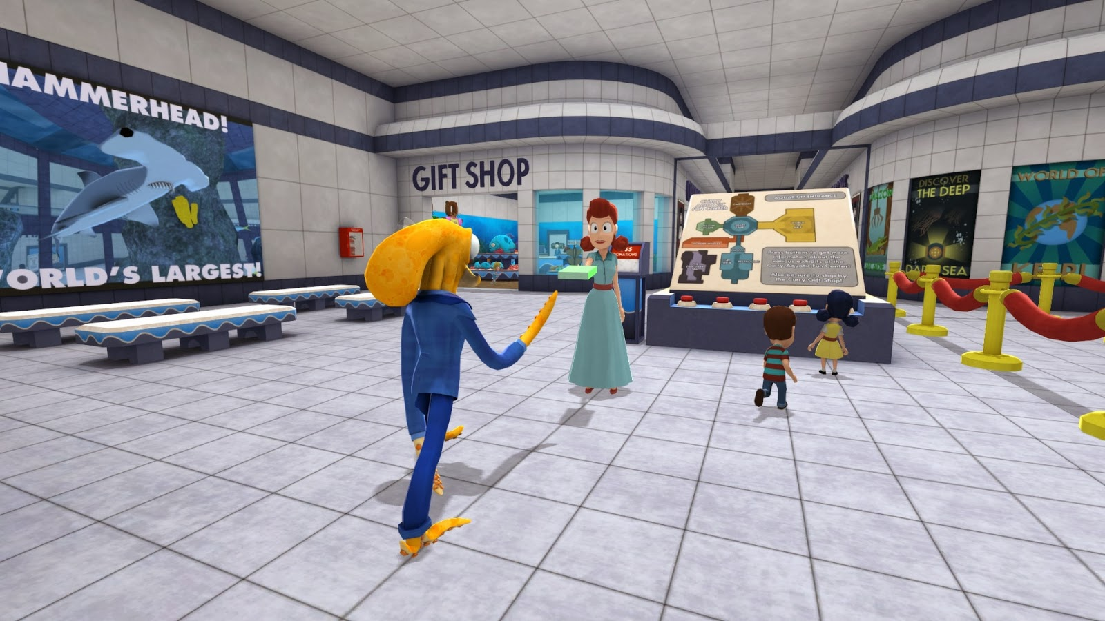 Octodad: Dadliest Catch review