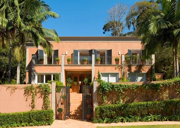 Detalhes do c u um linda casa na serra ao estilo italiana for Casa italiana