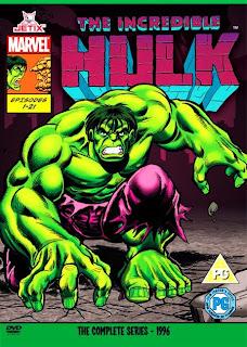 EL INCREIBLE HULK - LA SERIE ANIMADA (1996)