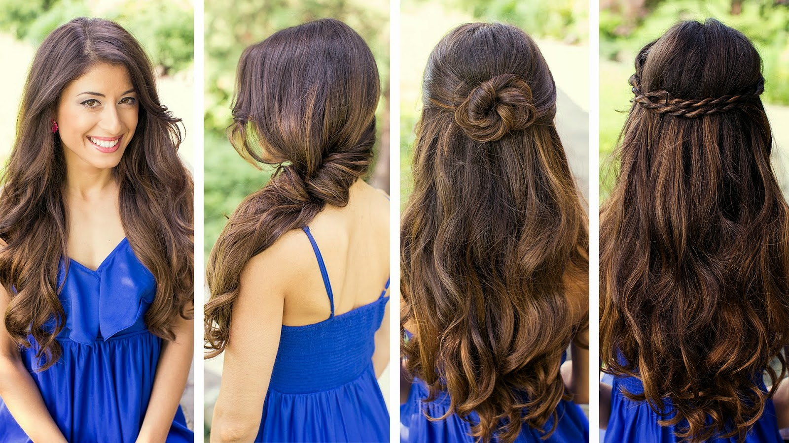 2015 Quick And Easy Hairstyles For School