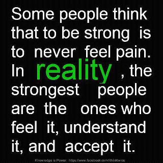 didn t pick my words for the year lightly  The Art of Allowing    Quotes About Being Strong Through Pain