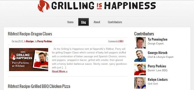 GrillingIsHappiness.com