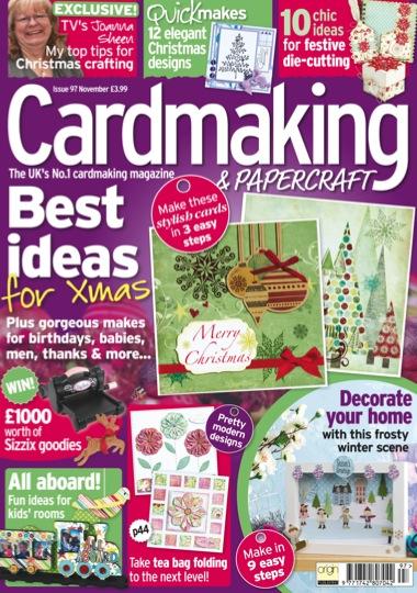 Hope Chances Creativity Cardmaking Papercraft Magazine