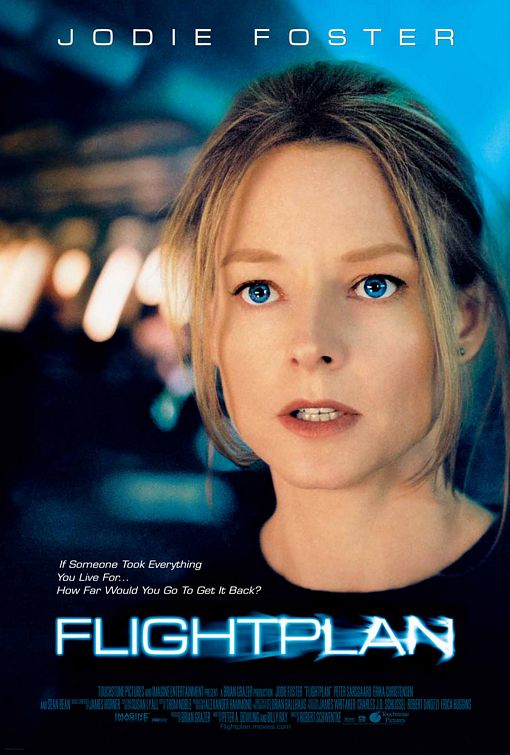 Flightplan 2005 x264 720p Esub BluRay  Dual Audio English Hindi GOPISAHI