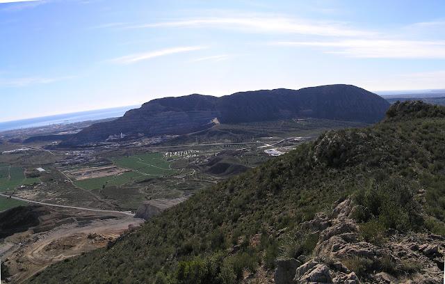 Desde La Sierra Mitjana