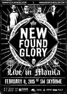 New Found Glory Live in Manila