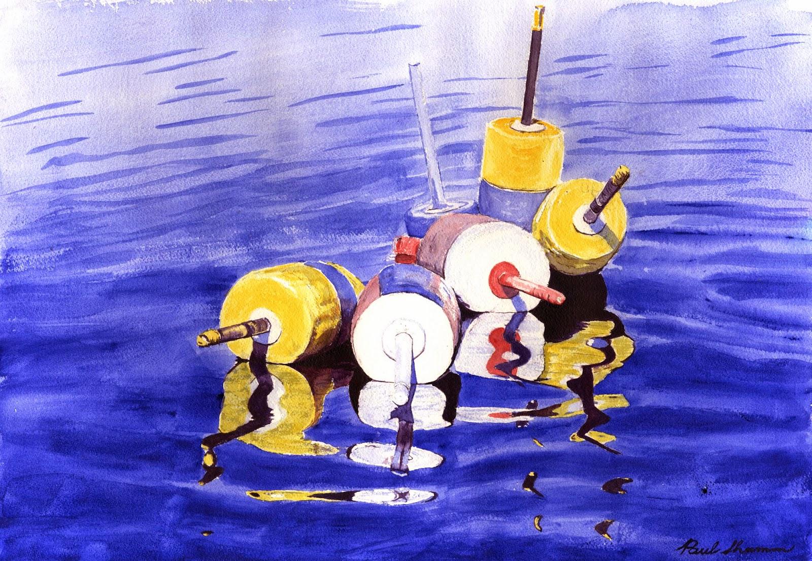 """Buoy Knot"" by Paul Sherman"
