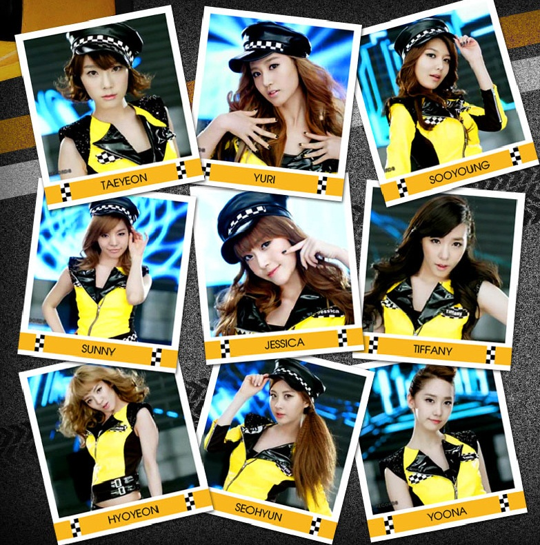 The Boys Girls Generation album - Wikipedia