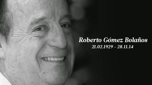 Murió Chespirito: Roberto Gómez Bolaños falleció a los 85 años
