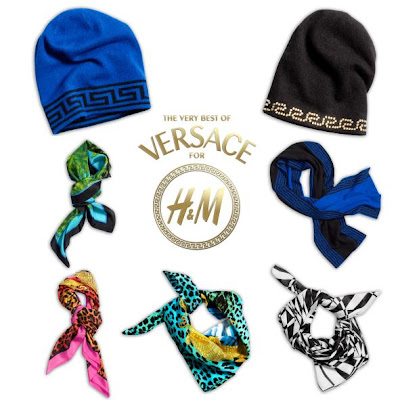 foulard versace