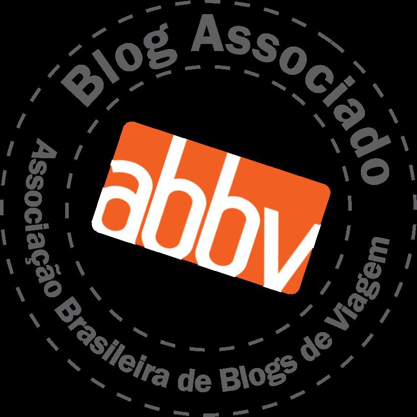 Este blog é membro da Associação Brasileira de Blogs de Viagem