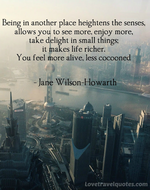 jane wilson howarth quote