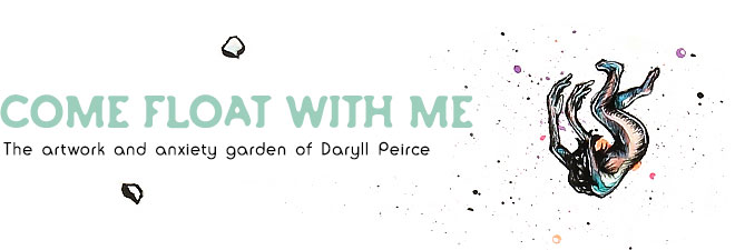 The Artwork and Anxiety Garden of Daryll Peirce