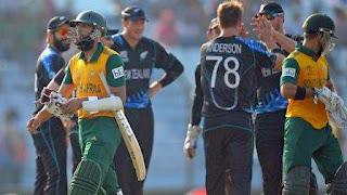 South Africa vs New Zealand t20 world cup Scorecard, SA vs NZ result,
