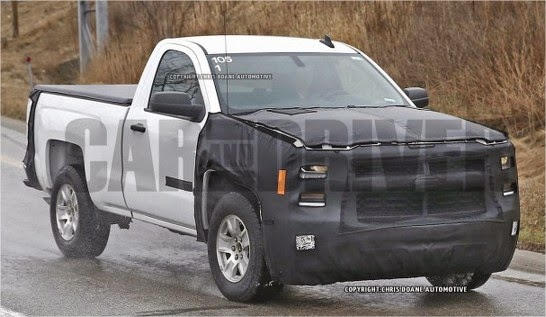2016 chevy silverado changes