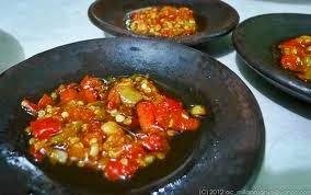 resep masakan indonesia resep sambal korek
