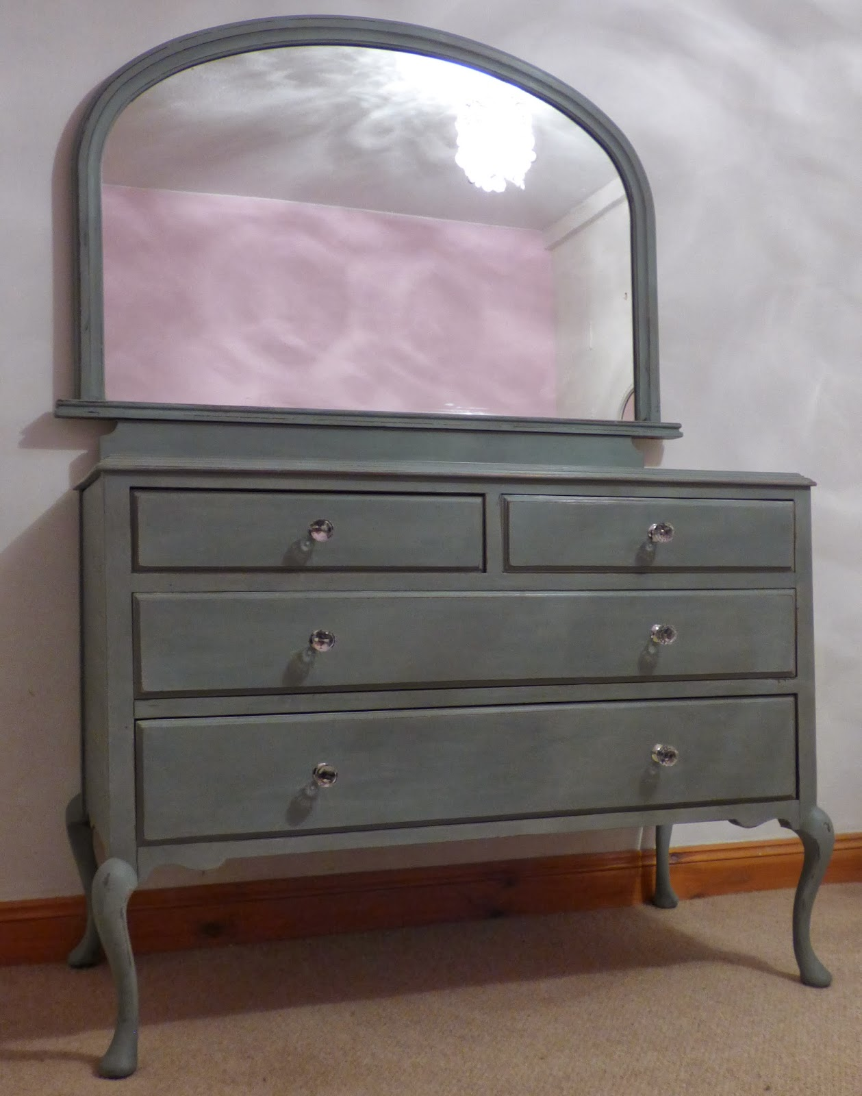 duck egg blue shabby. I Did Think Long And Hard About What Colour To Go With - Pretty Tempted By Pink Tell You The Truth! But Opted For A Duck Egg Blue In End. Shabby 2